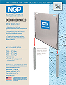 Door Flood Shield
